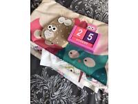 Owls bedroom set