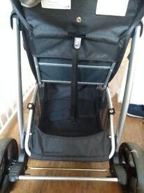 Cuggl Hawthorn 4 wheel pushchair