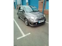 Abarth 500 1.4 t-jet 16v Low Mileage