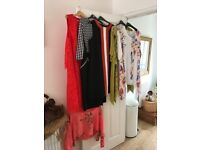 Selection of Bags, Clothes, Jewellery & Shoes