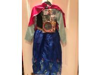Brand new with tags Disney Anna frozen outfit . Age 7-8 years