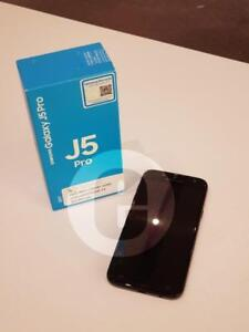 Brand New Unlocked Samsung Galaxy J5 Pro (2017) 32GB Dual SIM