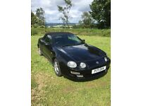 Classic Toyota celica 2.0 gt cabriolet automatic P/X Welcome