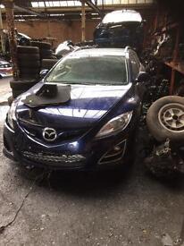 Mazda 6 estate breaking 2012