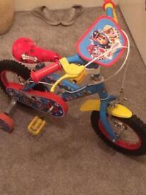 Child's bike. WILL DELIVER