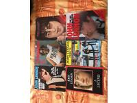 John Lennon memorabilia magazines