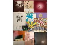 200+ records house , techno , minimal + 10 drum + bass records