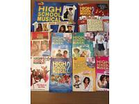 High School Musical book bundle
