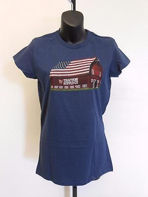 New Tsc Tractor Supply Co Womens Fitted Xlarge Xl T Shirt Made By 707  70Zf