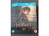 The Hobbit Blu-ray disc