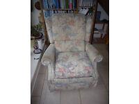 G-Plan Reclining Armchair