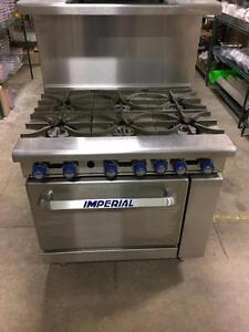 NEW RESTAURANT EQUIPMENT AUCTION  - TRUE / IMPERIAL / ROYAL - ONLINE - STOREYS MARCH