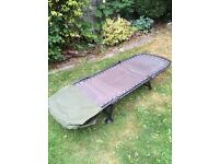 Fishing bed chair lounger - Fox Elite