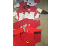 Men's XL Rugby Shirts - Various designs £3 each Excellent quality & condition Brand New