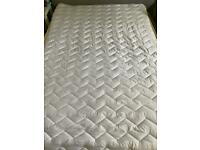 Muji, Pocket Coil Spring Mattress, large double size ( 140 × 195 × 18cm)