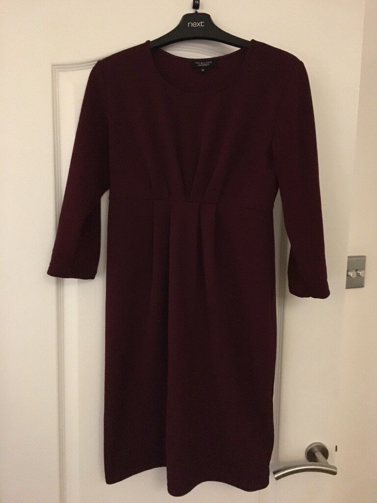 024f11a690e New Look Maternity dress size 10