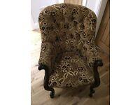 Antique Armchair - Excellent Condition