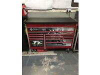 Snap On KRL Tool Box Roll Cab Red