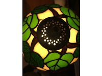 SMALL Tiffany lamp