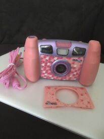 Vetch kiddizoom camera - pink