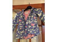 Hatley rain coat age 5