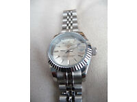 LADIES DATEJUST WATCH - AUTOMATIC