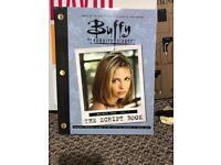 Buffy the vampire slayer season 1 & 2 script books volumes 1&2