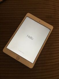 iPad Mini 3 Gold - 16G