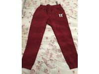 11 degrees sweatpants new size xl
