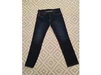 Men's Levi Blue Jeans 511 Size 32/32
