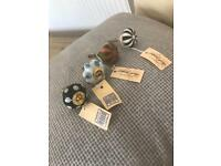 New ! Great ceramic drawer/door knobs £1 each bargain lots Available