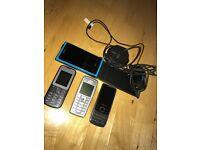 Retro Nokia Phones