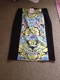 New Size 14 Miss Selfriedge Skirt -