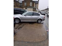 Bmw 320i mot just done today 1 year starts drive perfect