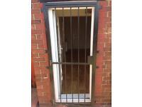 Security gate metal gate security door metal door