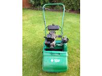 Petrol Lawn mower - Suffolk Punch Cyclinder Petrol 14S