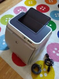 HP LaserJet 1600 Colour Printer