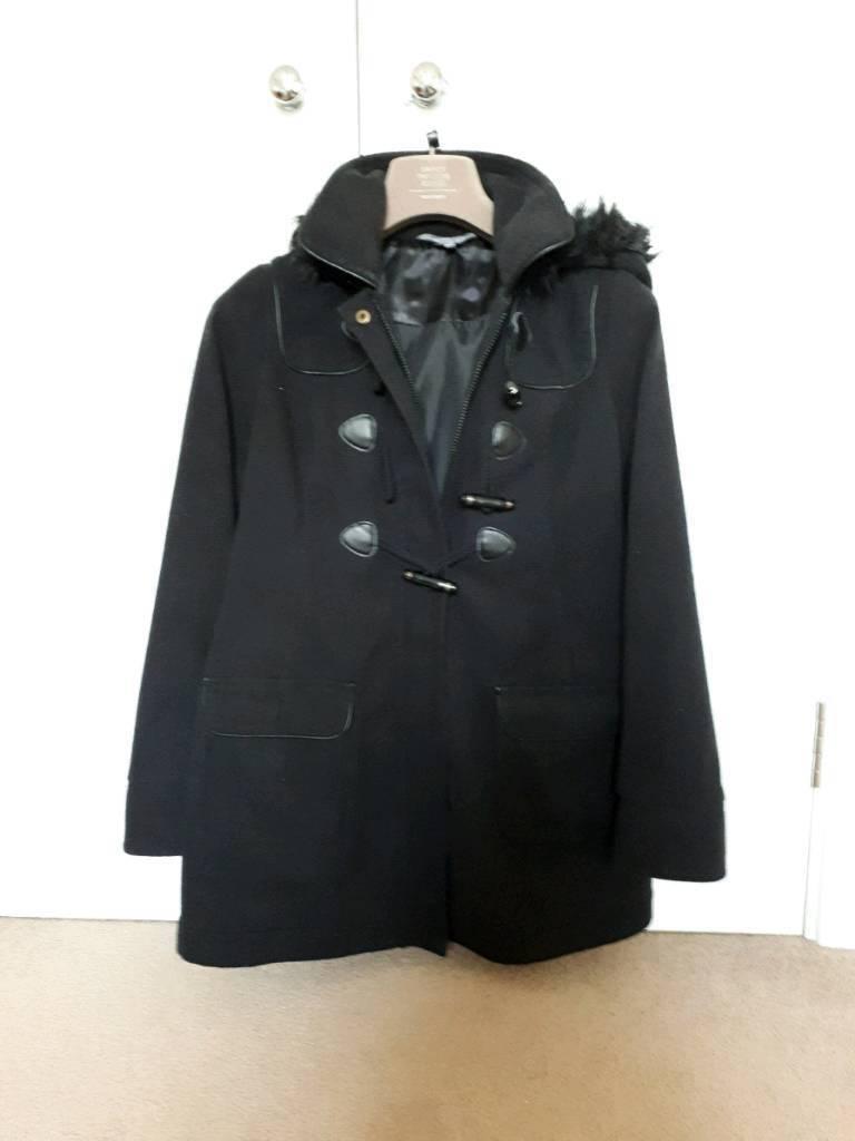New Look Maternity Coat, size 10