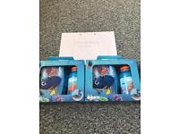 New finding dory lunch box and bottle