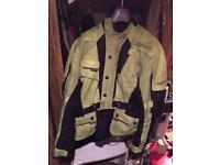 RST motorcycle jacket (large)