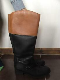 Boots size 4/37