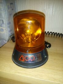 Magnetic beacon light