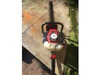 Kawasaki tg 18 petrol hedge cutters /trimmers