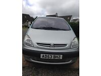 53 Citroen Picassco 1.6i for sale