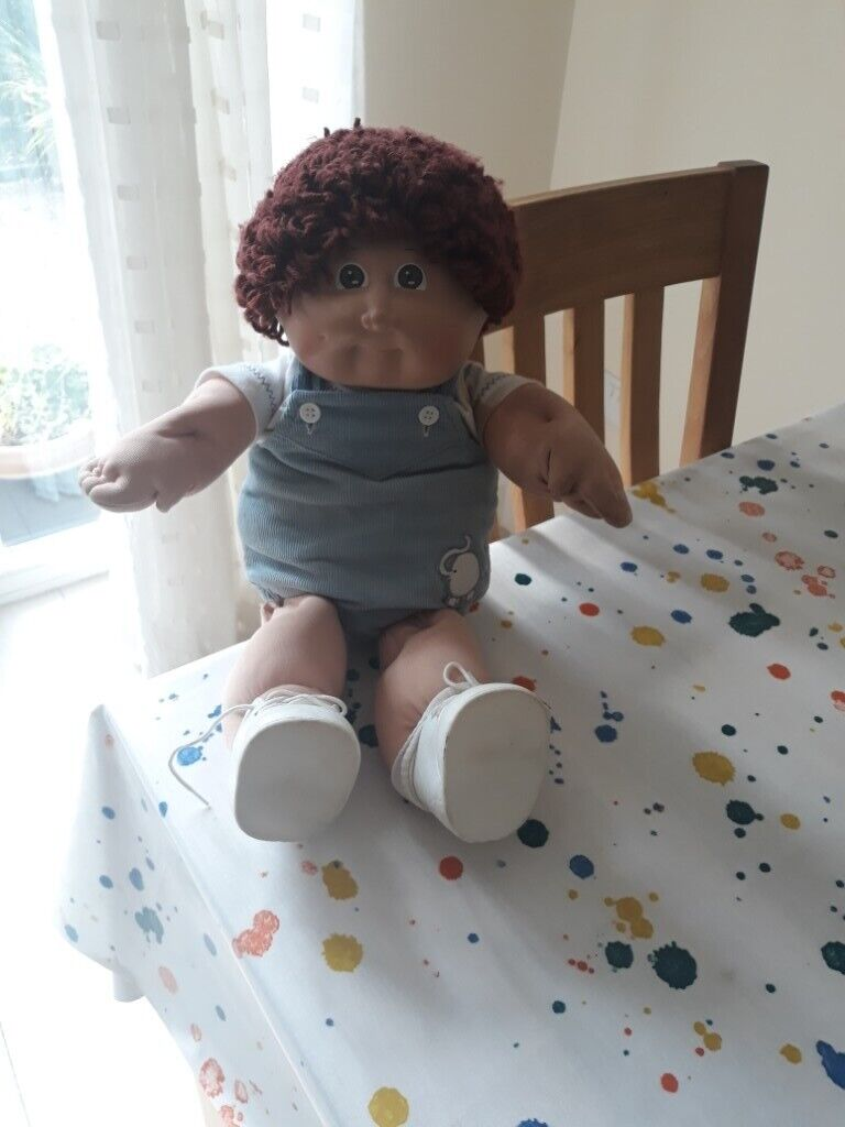 Awe Inspiring Cabbage Patch Doll In Coleshill West Midlands Gumtree Spiritservingveterans Wood Chair Design Ideas Spiritservingveteransorg