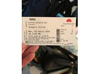 GREGORY porter tickets for tonight for sale