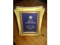 royal worcester picture frame