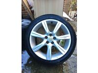 Subaru Impreza WRX Alloys and Tyres Set of 4