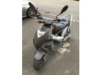 Italian Gilera Ice 50cc Scooter Moped - South East London Canada Water
