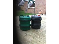 WATER PORTER Water/Waste Touring Caravan Containers